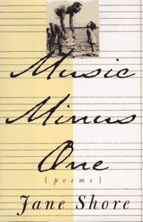 Music Minus One: Poems