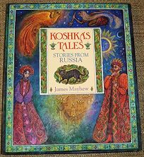 Koshkas Tales: Stories from Russia