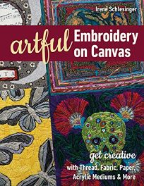 Artful Embroidery on Canvas: Get Creative with Thread