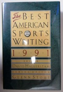 The Best American Sports Writing 1991