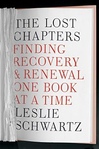 The Lost Chapters: Finding Recovery & Renewal One Book at a Time