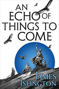 An Echo of Things to Come: The Licanius Trilogy
