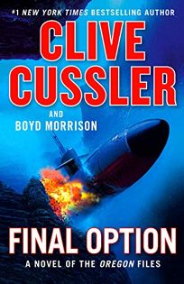 Final Option: A Novel of the Oregon Files