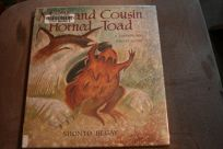 Maii and Cousin Horned Toad: A Traditional Navajo Story