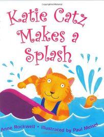KATIE CATZ MAKES A SPLASH