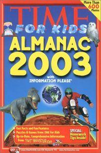 Time for Kids: Almanac 2003