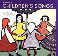 Treasury of Childrens Songs