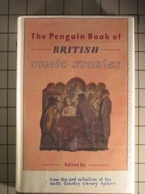 The Penguin Book of British Comic Stories