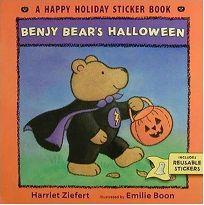 Benjy Bears Halloween