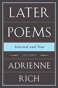 Later Poems: Selected and New 1971–2012