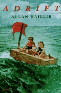 Childrens Book Review Adrift By Allan Baillie Author Alan