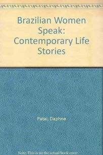 Brazilian Women Speak: Contemporary Life Stories
