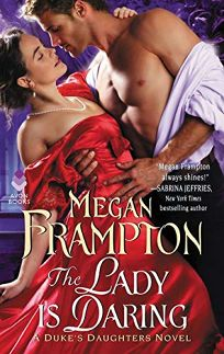 The Lady Is Daring: The Duke's Daughters