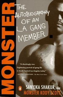 Nonfiction book review monster the autobiography of an la gang monster the autobiography of an la gang member fandeluxe Gallery