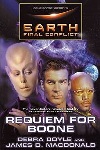 Gene Roddenberrys Earth: Final Conflict--Requiem for Boone