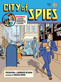 City of Spies