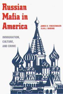 Russian Mafia in America Hbk