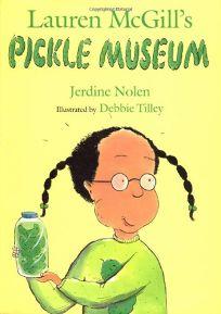LAUREN McGILLS PICKLE MUSEUM