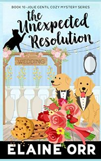The Unexpected Resolution: Book 10 of the Jolie Gentil Cozy Mystery Series