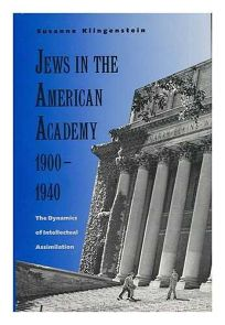 Jews in the American Academy
