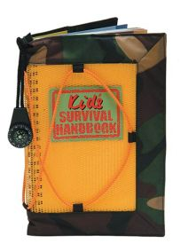 Kids Survival Handbook [With Compass]
