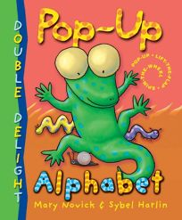Double Delight Pop-Up Alphabet