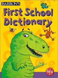 My First School Dictionary