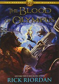 The Blood of Olympus Heroes of Olympus #05