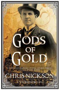 Gods of Gold: An Inspector Tom Harper Novel