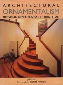 Architectural Ornamentalism: Detailing in the Craft Tradition by Shul
