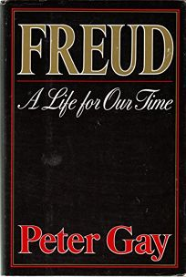 Nonfiction book review freud a life for our time by peter gay freud a life for our time fandeluxe Gallery