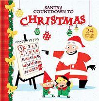 Santa's Countdown to Christmas: 24 Days of Stories