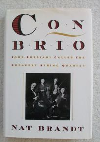 Con Brio: Four Russians Called the Budapest String Quartet