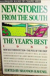 New Stories from the South: The Years Best 1989