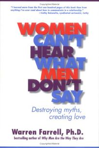Women Cant Hear What Men Dont Say: Destroying Myths