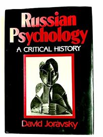 Russian Psychology: A Critical History