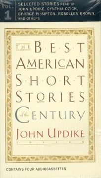 The Best American Short Stories of the Century: Volume 1