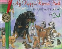 My Puppys Record Book