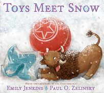 Toys Meet Snow: Being the Wintertime Adventures of a Curious Stuffed Buffalo
