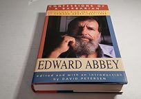 Confessions of a Barbarian: Selections from the Journals of Edward Abbey