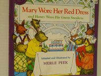 Mary Wore a Red Dress