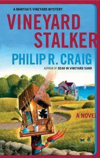Vineyard Stalker: A Marthas Vineyard Mystery