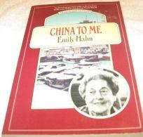 China to Me