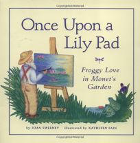 Once Upon a Lily Pad: Froggy Love in Monets Garden