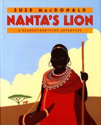 Nantas Lion: A Search-And-Find Adventure