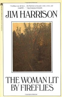 The Woman Lit by Fireflies