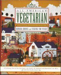 All-American Vegetarian: A Regional Harvest of Low-Fat Recipes