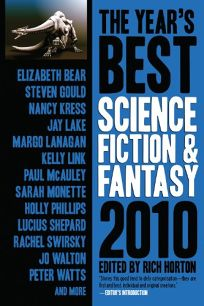 The Years Best Science Fiction & Fantasy