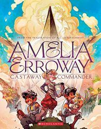 Amelia Erroway: Castaway Commander