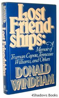 Lost Friendships: A Memoir of Truman Capote